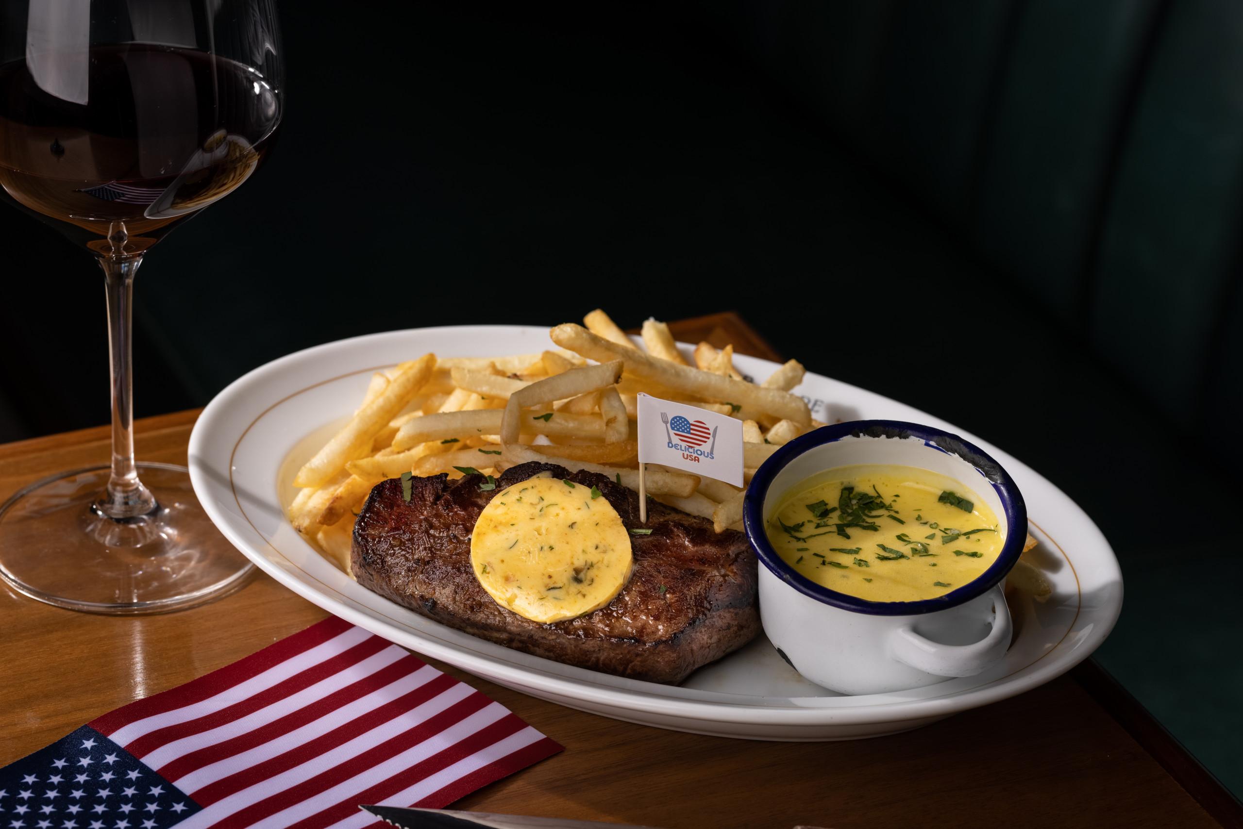 Rosewood Hotel Bayfare Social US Beef