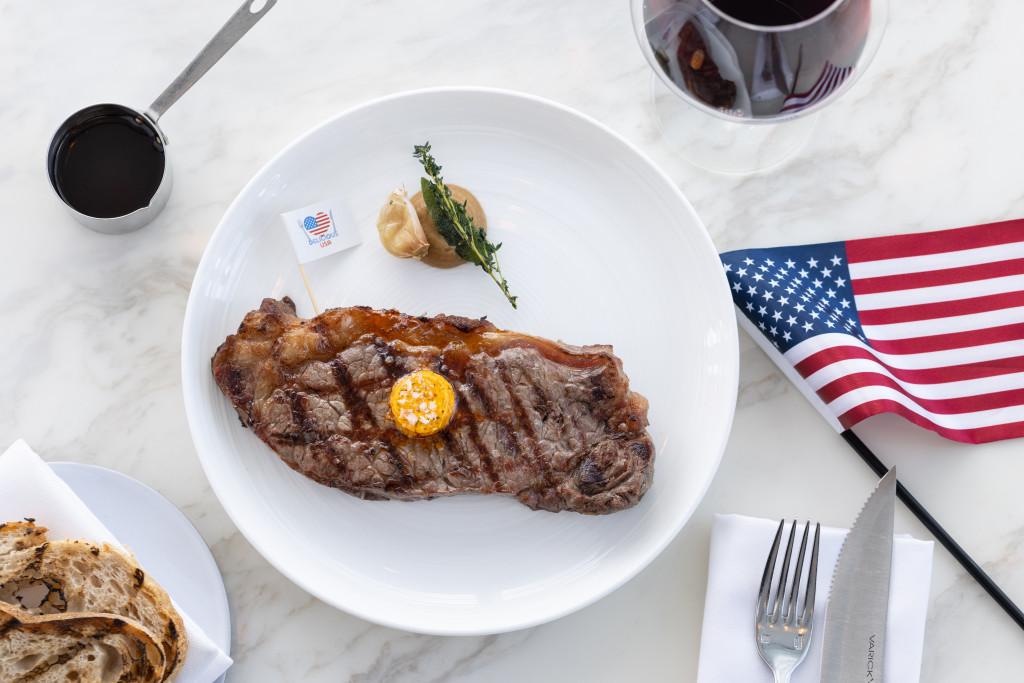 Harbourside Grill - US Sirloin Steak