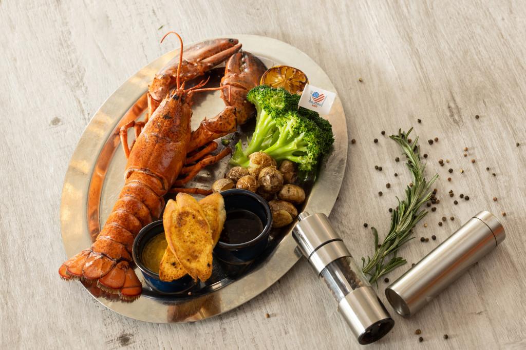 Red Lobster Hong Kong x Delicious USA