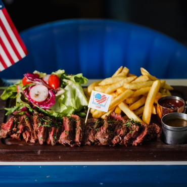 Delicious USA 2020 x Flying Pig Bistro