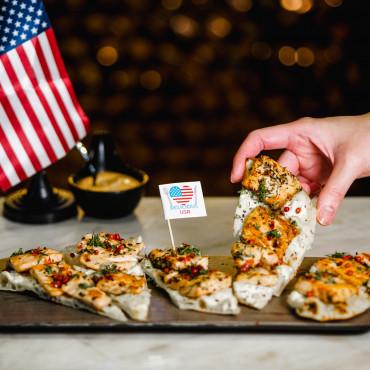 Delicious USA 2020 x Gunpowder Indian RestoBar