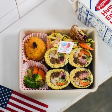 Delicious USA x Kelly's Cape Bop