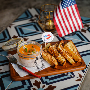Delicious USA 2020 x Lobster Shack
