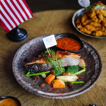 Delicious USA 2020 x Namo Avant Thai