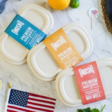 Delicious USA 2020 x NOSH