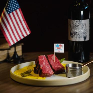 Delicious USA x Prohibition