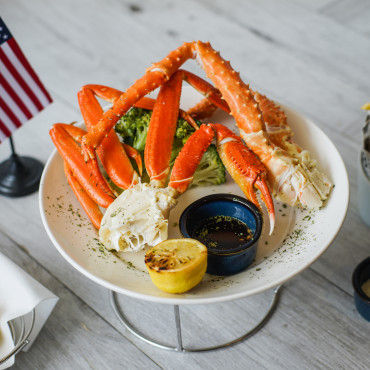 Delicious USA 2020 x Red Lobster