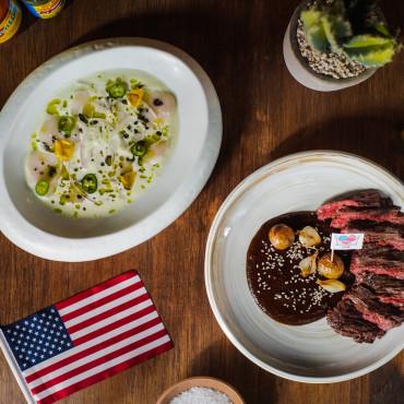Delicious USA 2020 x TQM