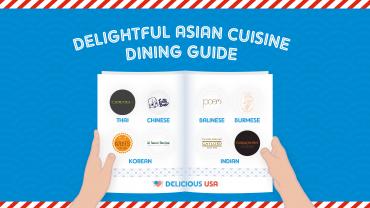 Asian Cuisine x Delicious USA 2021