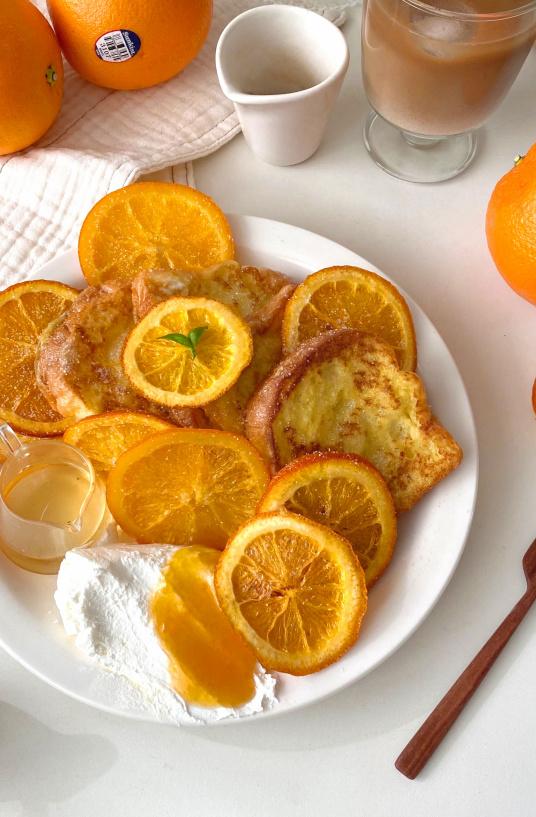 Navel Orange Preserves